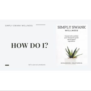 Simply Swank Deodorant and Primer